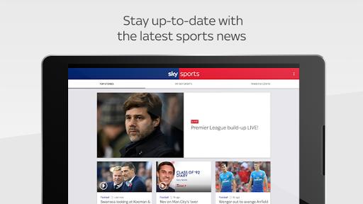 Sky Sports International 1.0.0 screenshots 5