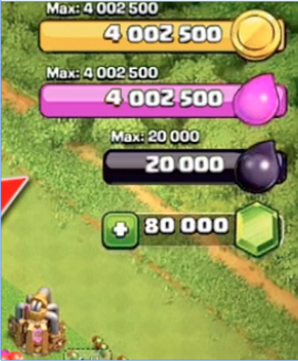 Full Gems For Clash Of Clans