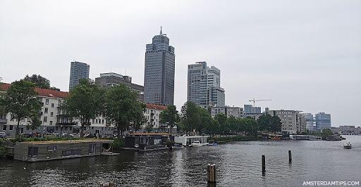 Top 10 Tallest Buildings in Amsterdam