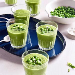 Pea Mint Soup