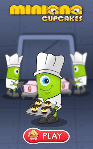Miniana Cupcakes