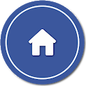 Home Button - Floating icon