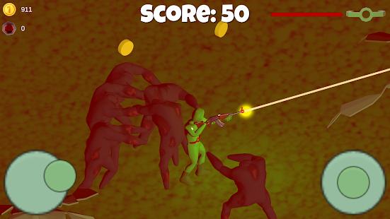 Alien Survival - náhled