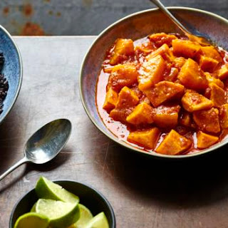 Butternut Squash And Sweet Potato Curry Recipes.