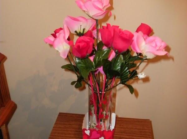 Pretty In Pink Flowers Recipe