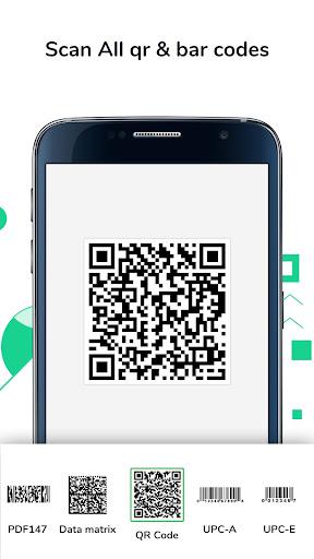QR Code Scanner & Barcode Reader, Product Checker 1.1.2 2