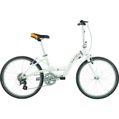 "Dahon Briza D8 24"" Folding Bike, Frost"