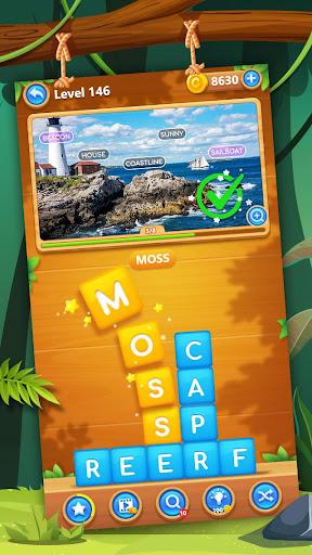 Word Swipe Pic screenshots 1