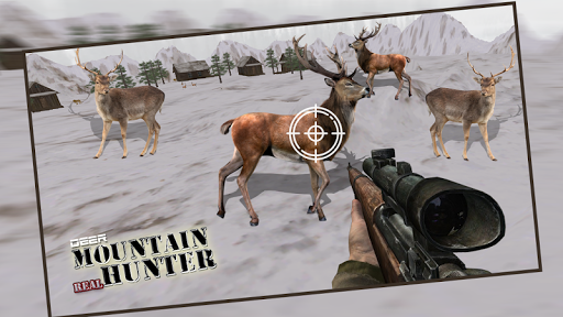 Real Deer Mountain Hunter
