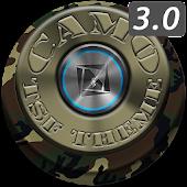 TSF Shell HD Theme CAMO