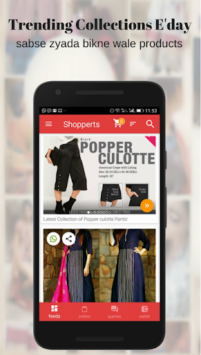 Shopperts: Resell Trending Fashion for PC