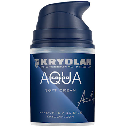 Aquacolor Soft Cream 50 ml SILVER