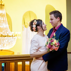 Wedding photographer Yuliya Zavalishina (Luljo). Photo of 25.02.2017