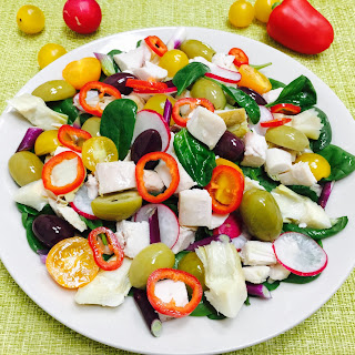 Artichoke Tomato Olive Salad Recipes