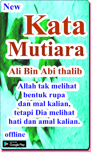 Download Kata Mutiara Ali Bin Abi Thalib Apk Latest Version