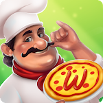 Word Pizza Icon