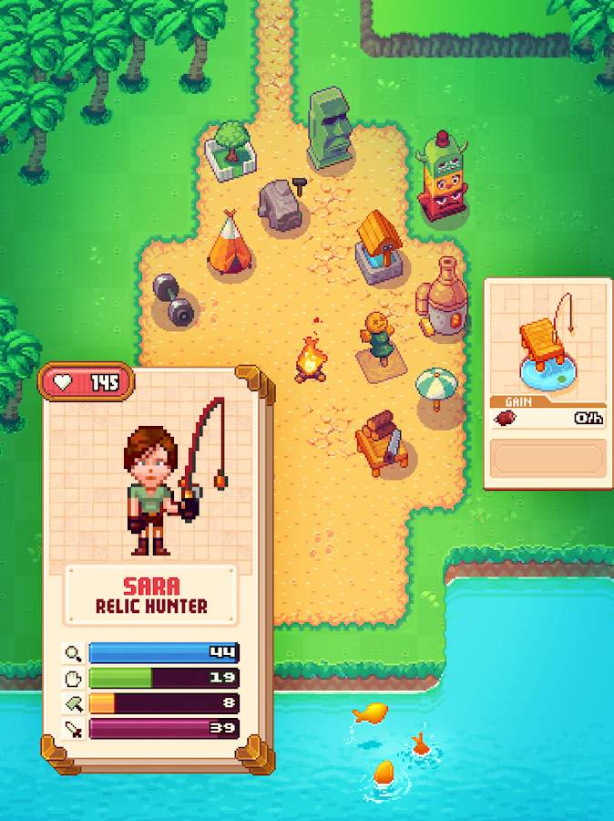 Tinker Island- screenshot