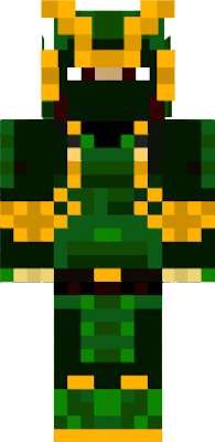The last samurai green All He freind is ded because Zombie attack