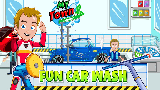 My Town: Car Garage. Wash & Fix kids Car Game  screenshots 11