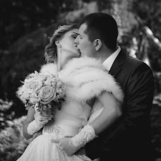 Bryllupsfotograf Olga Efremova (olyaefremova). Foto fra 04.04.2017