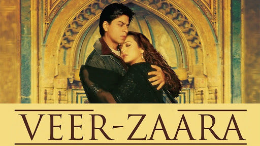 Veer Zaara Tere Liye Arabic Lyrics Youtube