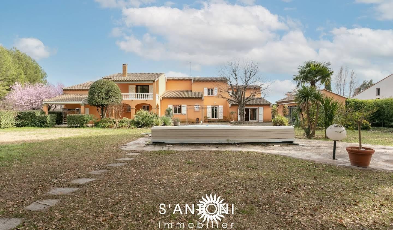 Maison avec piscine et terrasse Lieuran-lès-Béziers