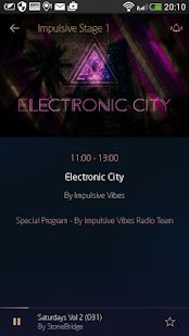 Impulsive Vibes Radio- screenshot thumbnail