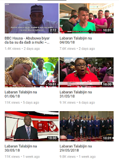 BBC Hausa Live – Hausa Apps Store