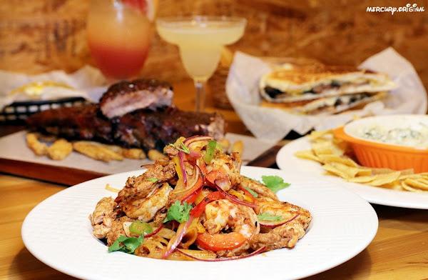 傑斯丹尼Just Diner 號稱最強美式煙燻豬肋排!老外超愛的道地美式餐廳,用餐就有手工麵包無限續