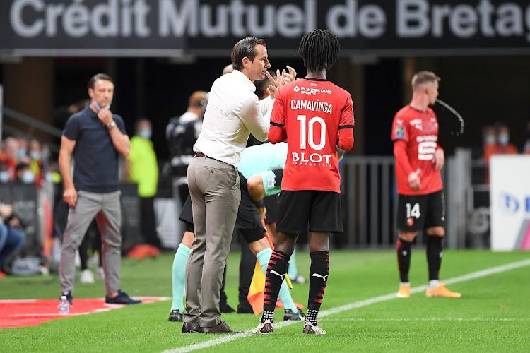 "Eduardo Camavinga remercie Stéphan: ""Je vous dois beaucoup"""