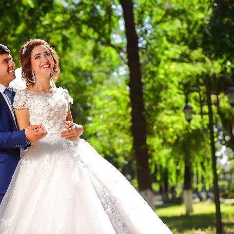 Fotógrafo de bodas Utkir Irgashev (UTKIR). Foto del 28.12.2017