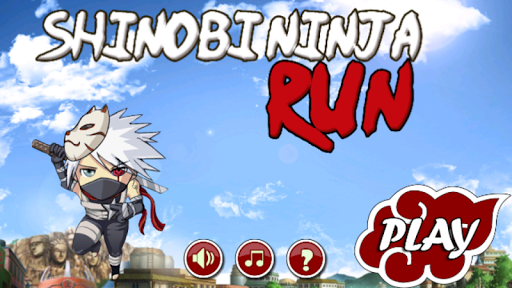Shinobi Ninja Run
