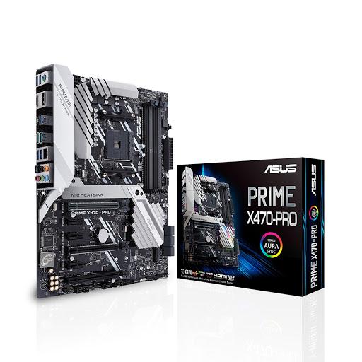 Bo mạch chính/ Mainboard Asus Prime X470-Pro