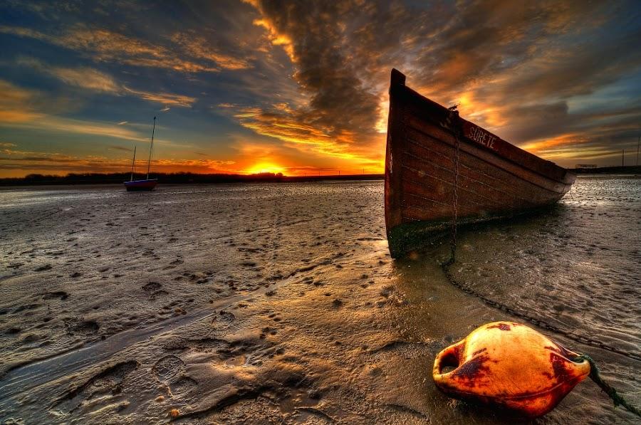 by Oliver Almazan - Transportation Boats