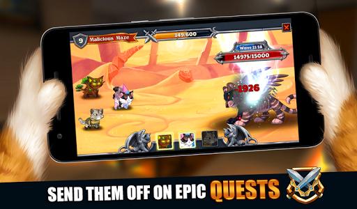 Castle Cats: Epic Story Quests 1.8.4 screenshots 3