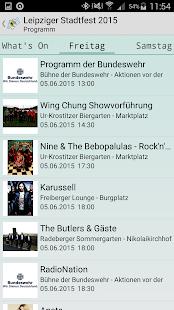 Leipziger Stadtfest- screenshot thumbnail