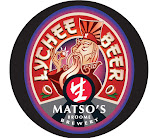 Matso's Broome Lychee Beer