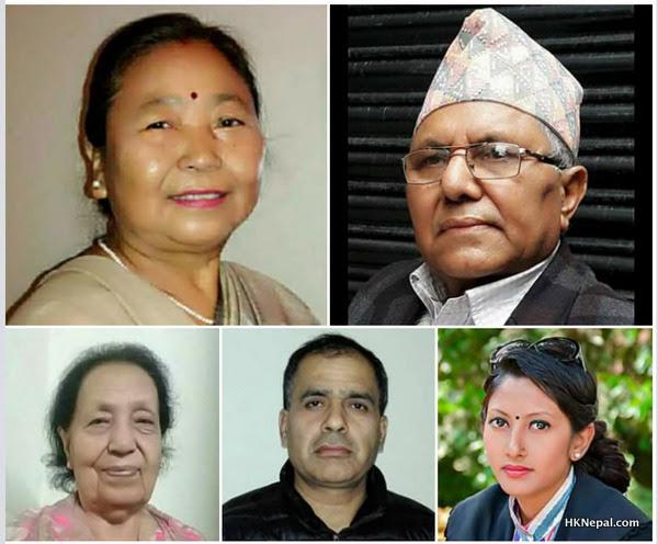 नेपाल भारतका ५ जना स्रष्टालाई नइ पुरस्कार