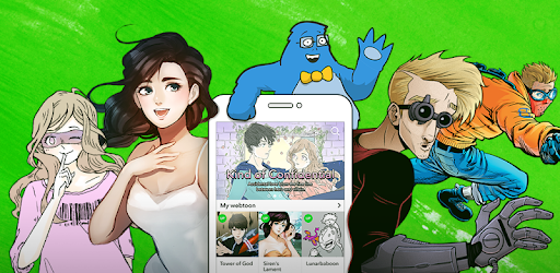 (APK) تحميل لالروبوت / PC LINE WEBTOON - Free Comics تطبيقات screenshot