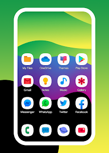 OneUI White - Icon Pack v1 1 [Patched] APK | APKMB Com