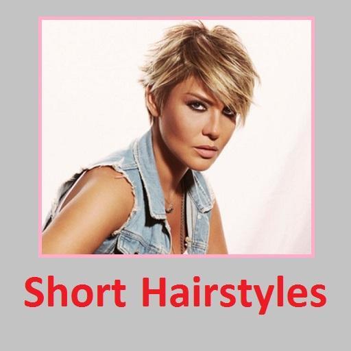 短發髮型: 生活 App LOGO-APP試玩