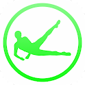 Tägliches Beintraining icon