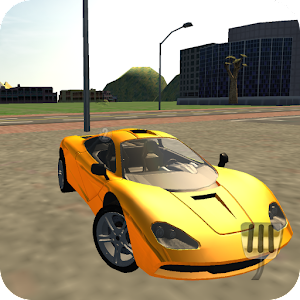 Turbo GT Car Simulator 3D: USA for PC and MAC