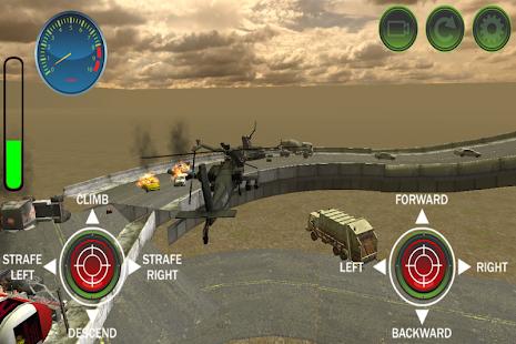 Black Hawk Apache Chopper PRO 1.1 APK
