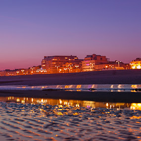 Brighton Low Tide by Andy Mays - Landscapes Sunsets & Sunrises ( brighton landscape andymays inspiredimages )