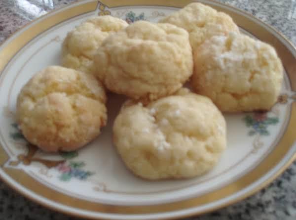 Quick Gooey Butter Cookies