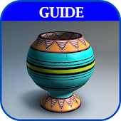Guide Let's Create! Pottery