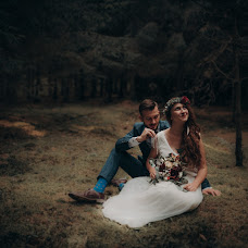 Wedding photographer Przemek Grabowski (pegye). Photo of 27.08.2018