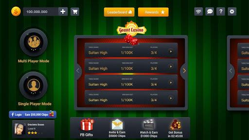 Craps Live Casino  screenshots 1