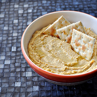 Spicy Hummus.